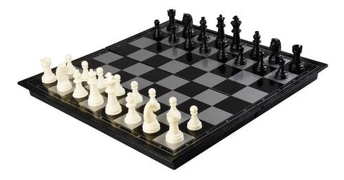 ajedrez magnético 32 x 32 cm. juego  didáctico regalo salón