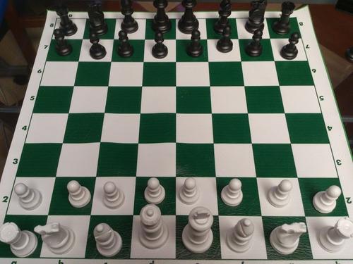 ajedrez mural 60x70cm