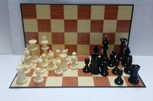 ajedrez profesional staunton 5 nuevos (sin estuche)