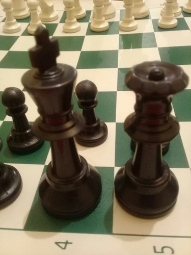 ajedrez stauton nro 5