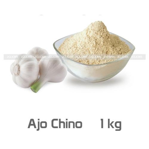 ajo chino condimento saz cocina en polvo 1kg 2clicmx
