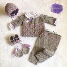 878faaba5 Ropa Bebe Tejida Crochet - Ropa de Bebé en Mercado Libre Venezuela