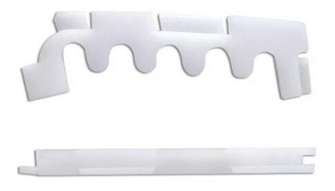 ajustador o peine tina  frigidaire electrolux