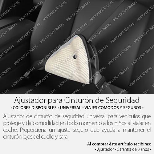 ajustador para cinturón de seguridad universal de niños