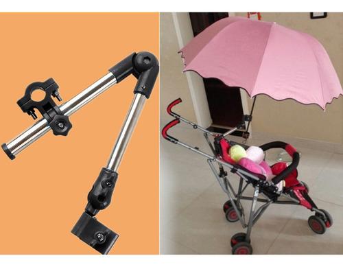 ajustável bicicleta carrinho giratória guarda-chuva bar cone
