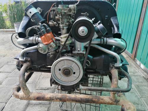ajuste de motores volkswaguen 1600