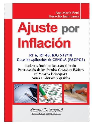 ajuste por inflación - rt 6 y 48 guía de aplicación. petti