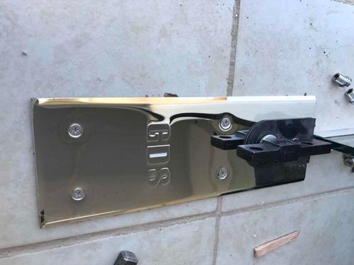 ajustes puertas blindex / cambio de frenos /herrajes