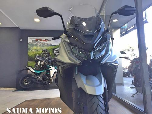 ak 550 kymco /2020/ sauma motos