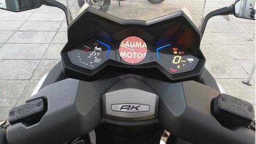ak 550 kymco ak 550 entrega inmediata  sauma motos