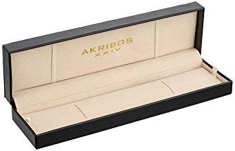 ak406rg bravura davinci mecánica rose dorado del akribos x