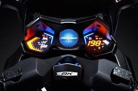 ak550i - scooter kymco ak 500  maxi scooter no bmw