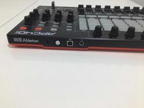 Akai Apc40 Mk2 Controladora De Dj Para Ableton Live - Áudio