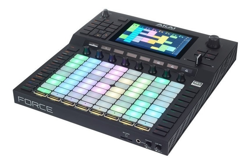 Akai Force - Sampler - Sintetizador - Daw - Ableton - $ 690 000