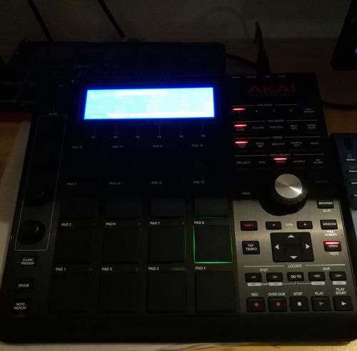 akai mpc studio black nuevo $30000