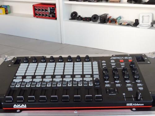 akai pro apc40 mkii - controladora para o ableton live