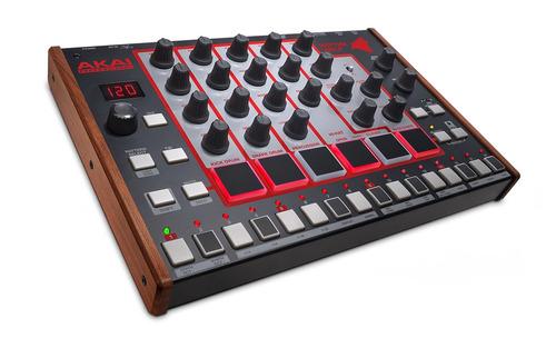 akai wolf sintetizador caja de ritmos, secuenciador avanzado