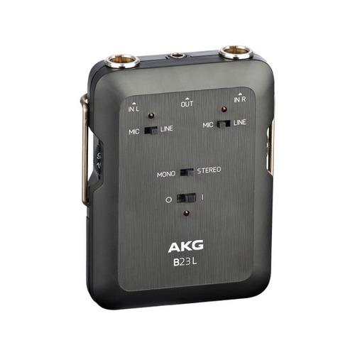 akg b23 l fuente alimentacion portátil minimixer ideal c516