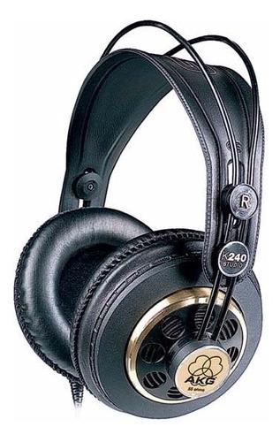 akg k240 studio headphone profissional sony 7506 fone