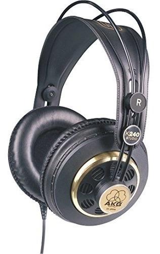 akg k240studio semiabierto auriculares de estudio