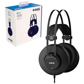 Akg K52 Audífonos Profesionales Cerrados P/estudio