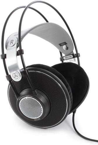 akg k612 pro audífonos d estudio altísima calidad monitoreo