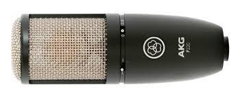 akg p220 new - microfono