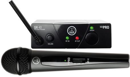 Akg Wms 40 Pro Mini Microfono Inalambrico Profesional 30