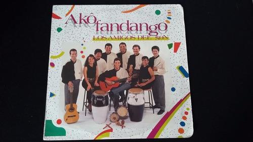 ako fandango los amigos del son lp salsa
