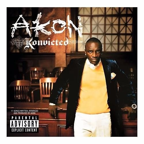Akon - Konvicted (slidepack) P - $ 336,00 en Mercado Libre