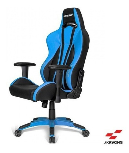 akracing premium series - blue plus