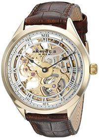 Xxiv Exclusivo Para Akribos Reloj Hombre Amazon Ak802 Mecani Tc1KJFl3