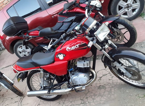 akt 100 ax roja modelo 2007