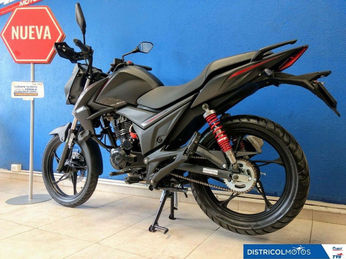 Akt Cr4 125, Modelo 2020, Nueva, Para Estrenar! - $ 3.890 ...