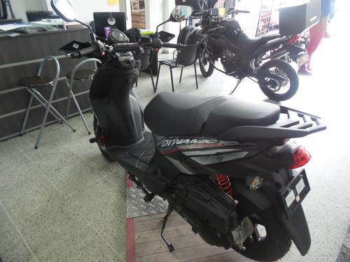 akt dynamic pro scooter