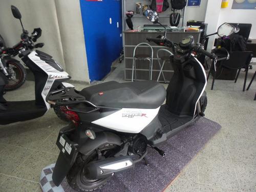 akt dynamic r 125 scooter automatica