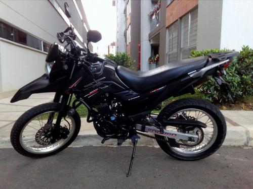 akt modelo 2019 ttr 200 enduro unico dueño akt tt 200r