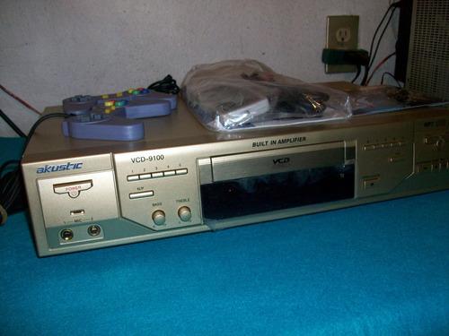 akustic video cd cd mp3 con disco 300 juegos de atari nuevo