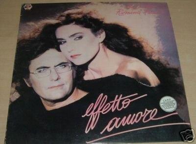 al bano & romina power effetto amore  vinilo argentino promo