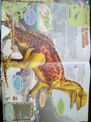al encuentro de los dinosaurios