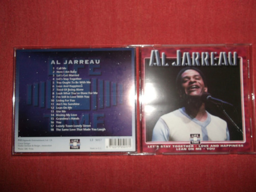 al jarreau - ain't no sunshine cd ingles ed 2003 mdisk
