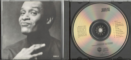 al jarreau jarreau 1993 cd (vg++/ex-)(us) cd import***