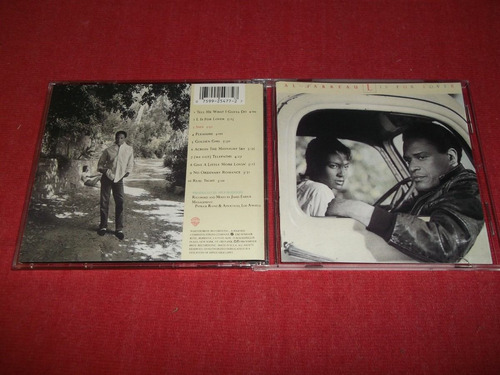 al jarreau - l is for lover cd imp ed 1990 mdisk