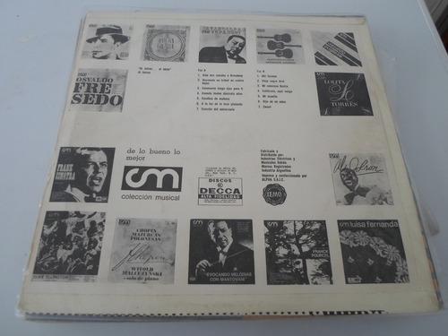 al jolson - coleccion musical - vinilo  argentino