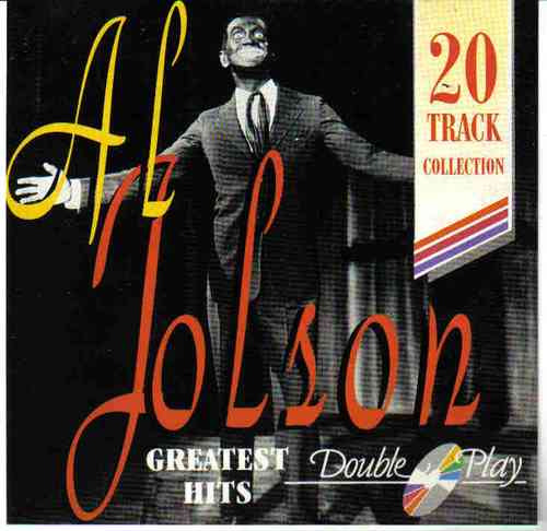 al jolson greatest hits