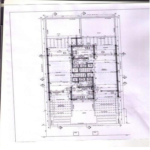 al lado de tejas ii.duplex tres dormitorios ,todos los ambientes separados muy buenos espacios ,pati