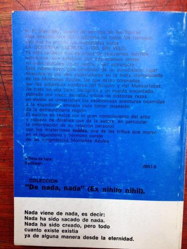 al pais de las montañas azules - blavatsky - kier - 1985