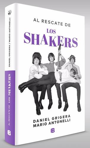 al rescate de los shakers + envío a argentina