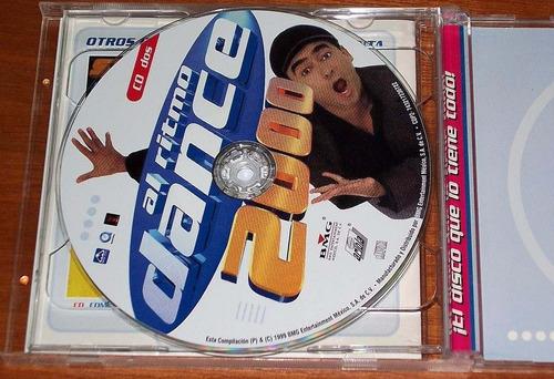 al ritmo dance 2000 cd doble