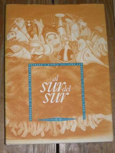 al sur del sur grabado y dibujo del cono sur